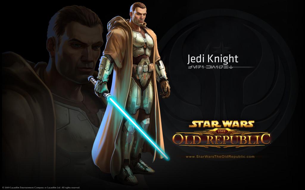 Star Wars The Old Republic Guide jedi knight 1024x640 Complete Introductory Star Wars The Old Republic Guide