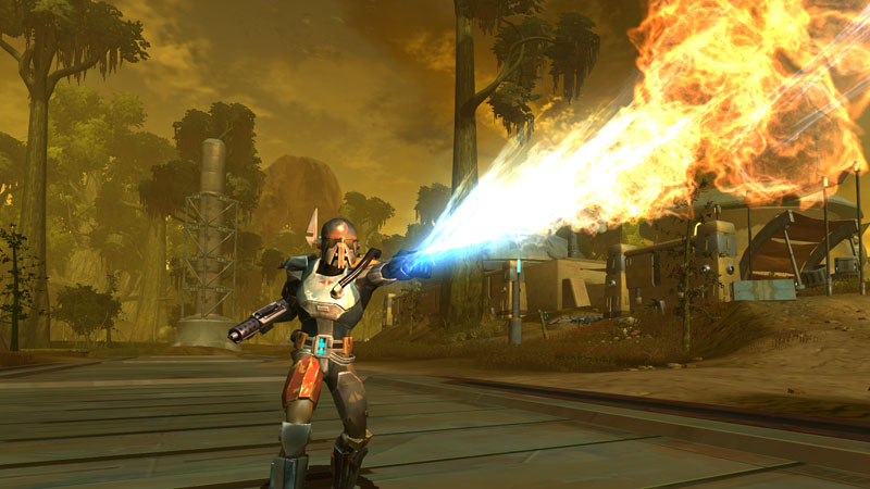 swtor bounty hunter SWTOR Bounty Hunter Guide